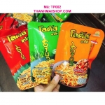 TP002.6 - Combo 6 bánh snack que cọng Stick Biscuit Thái Lan 25gr